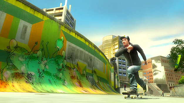 Shaun White Skateboarding Screenshot 13