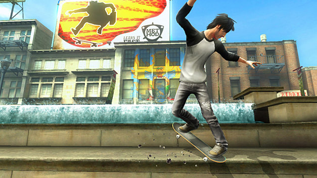 Shaun White Skateboarding Screenshot 4