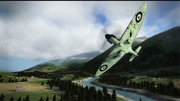 Heroes Over Europe Screenshot 4