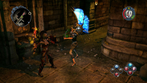 Sacred 2: Fallen Angel Screenshot 1
