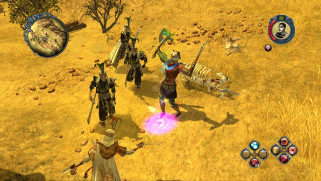 Sacred 2: Fallen Angel Screenshot 4
