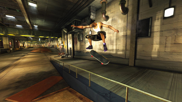 Tony Hawk®: RIDE Screenshot 1