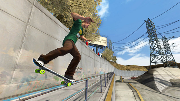 Tony Hawk®: RIDE Screenshot 4