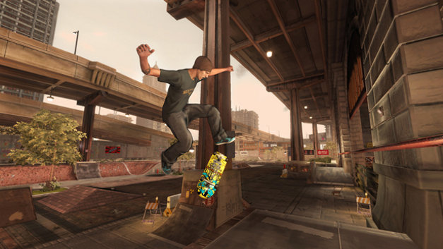 Tony Hawk®: RIDE Screenshot 10