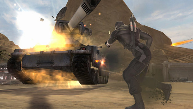 G.I. JOE™: The Rise of Cobra™ Screenshot 4