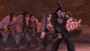 Brutal Legend™ Screenshot 3