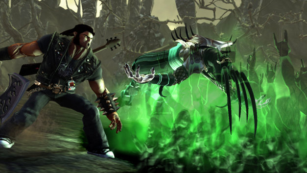 Brutal Legend™ Screenshot 7