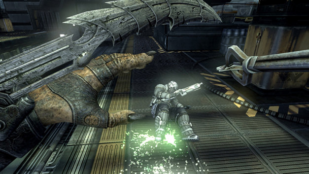 Aliens vs. Predator™ Screenshot 1