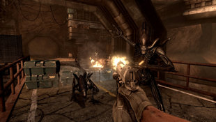 Aliens vs. Predator™ Screenshot 3