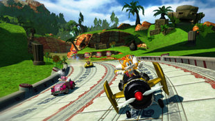 Sonic & Sega All-Stars Racing™ Screenshot 2
