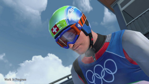 Vancouver 2010™ - The Official Video Game of the Olympic Winter Games Screenshot 1
