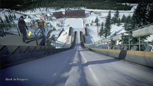Vancouver 2010™ - The Official Video Game of the Olympic Winter Games Screenshot 2