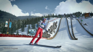 Vancouver 2010™ - The Official Video Game of the Olympic Winter Games Screenshot 3