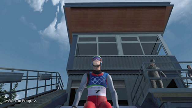 Vancouver 2010™ - The Official Video Game of the Olympic Winter Games Screenshot 4