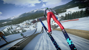 Vancouver 2010™ - The Official Video Game of the Olympic Winter Games Screenshot 5