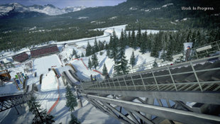 Vancouver 2010™ - The Official Video Game of the Olympic Winter Games Screenshot 6