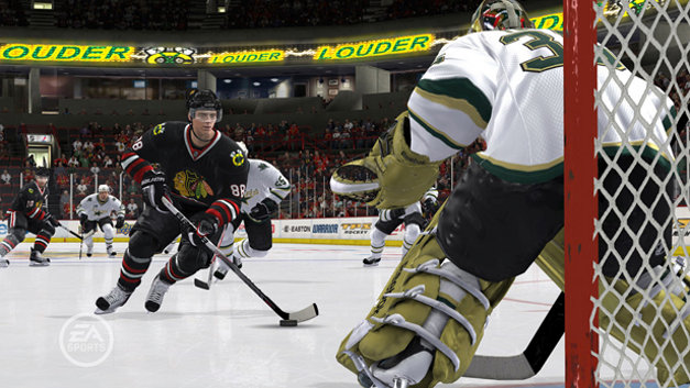 NHL® 10 Screenshot 13