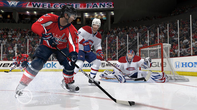NHL® 10 Screenshot 1