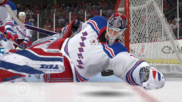 NHL® 10 Screenshot 4