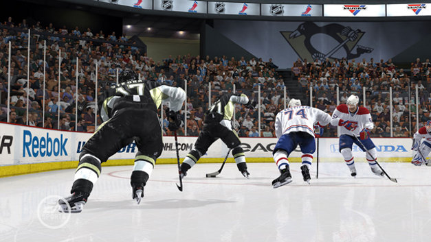 NHL® 10 Screenshot 7