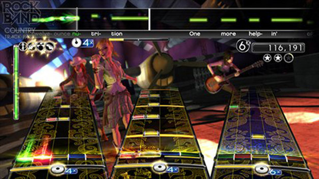 Rock Band®  Track Pack Country™ Screenshot 7