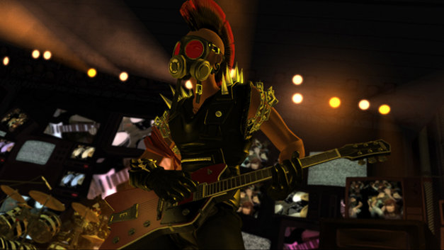 Rock Band®  Metal Track Pack™ Screenshot 10
