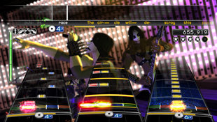 Rock Band®  Metal Track Pack™ Screenshot 2