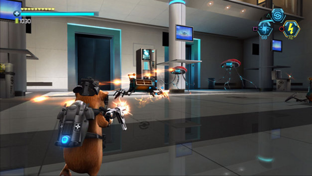 G-Force: The Video Game Screenshot 4