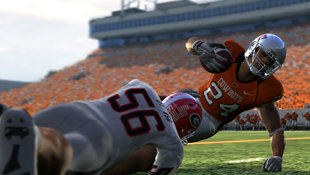 NCAA Football 10 Screenshot 2
