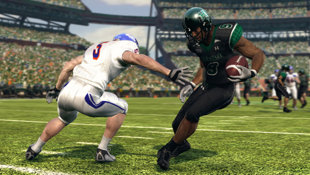 NCAA Football 10 Screenshot 3