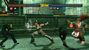 Tekken®6 Screenshot 5