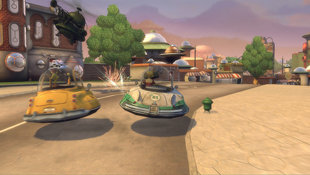 Planet 51 Screenshot 2