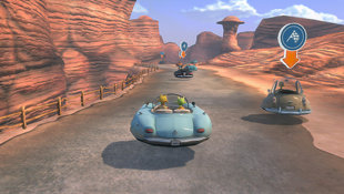 Planet 51 Screenshot 3