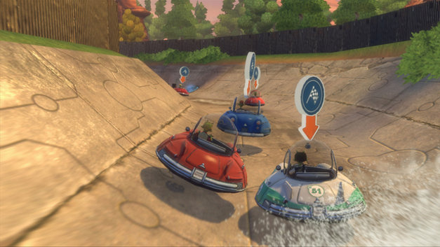 Planet 51 Screenshot 4