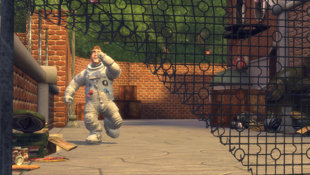 Planet 51 Screenshot 5