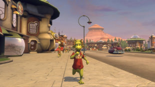 Planet 51 Screenshot 6