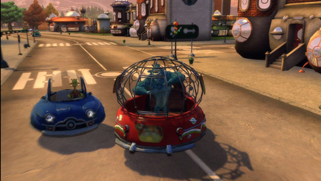 Planet 51 Screenshot 7