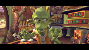 Planet 51 Screenshot 8
