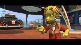 Planet 51 Screenshot 9