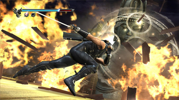 NINJA GAIDEN® SIGMA 2 Screenshot 10