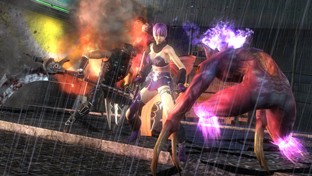 NINJA GAIDEN® SIGMA 2 Screenshot 1