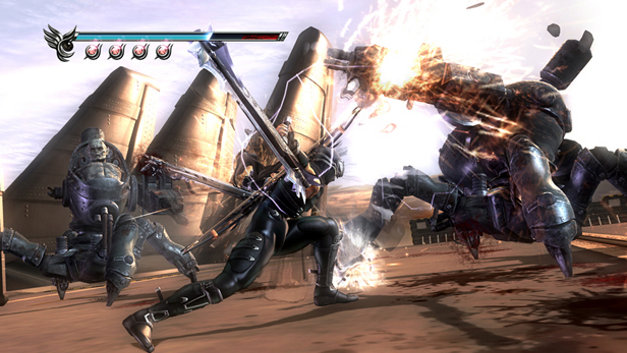 NINJA GAIDEN® SIGMA 2 Screenshot 7