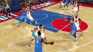 NBA LIVE 10™ Screenshot 9