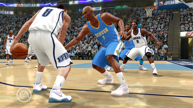 NBA LIVE 10™ Screenshot 10