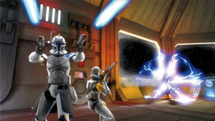 Star Wars®The Clone Wars™: Republic Heroes™ Screenshot 2
