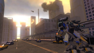 Front Mission Evolved™ Screenshot 5
