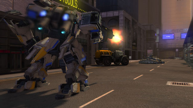 Front Mission Evolved™ Screenshot 7