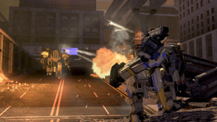 Front Mission Evolved™ Screenshot 11