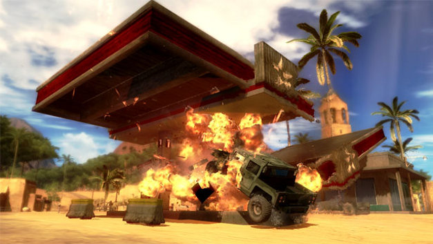 Just Cause 2™ Screenshot 10