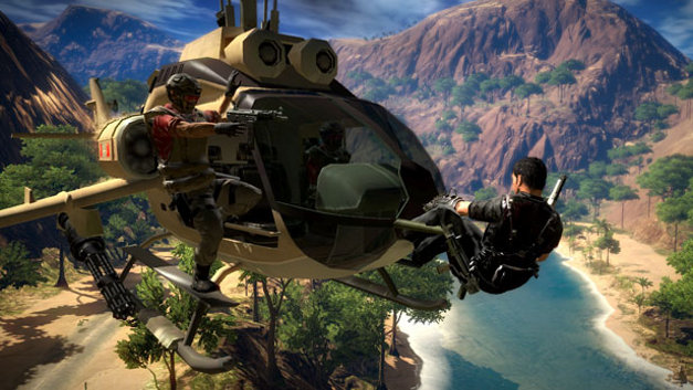 Just Cause 2™ Screenshot 1